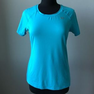 UNDER ARMOUR WORK- OUT TOP